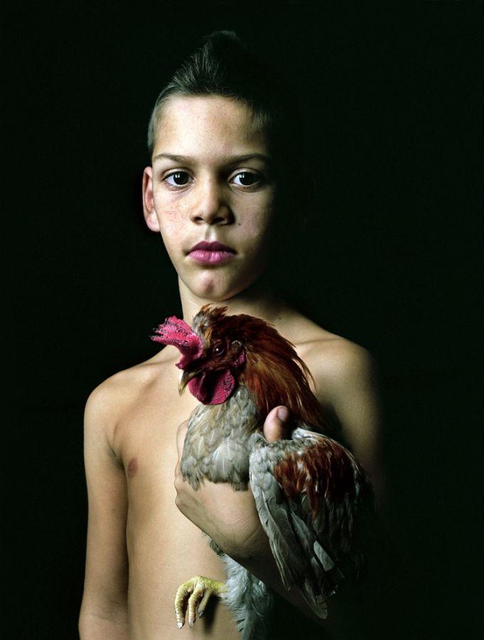 Pierre Gonnord - french portraitist photographer 3 - Неспящие в Торонто