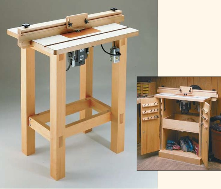 Free router table plans download woodworking projects plans greentooth Gallery