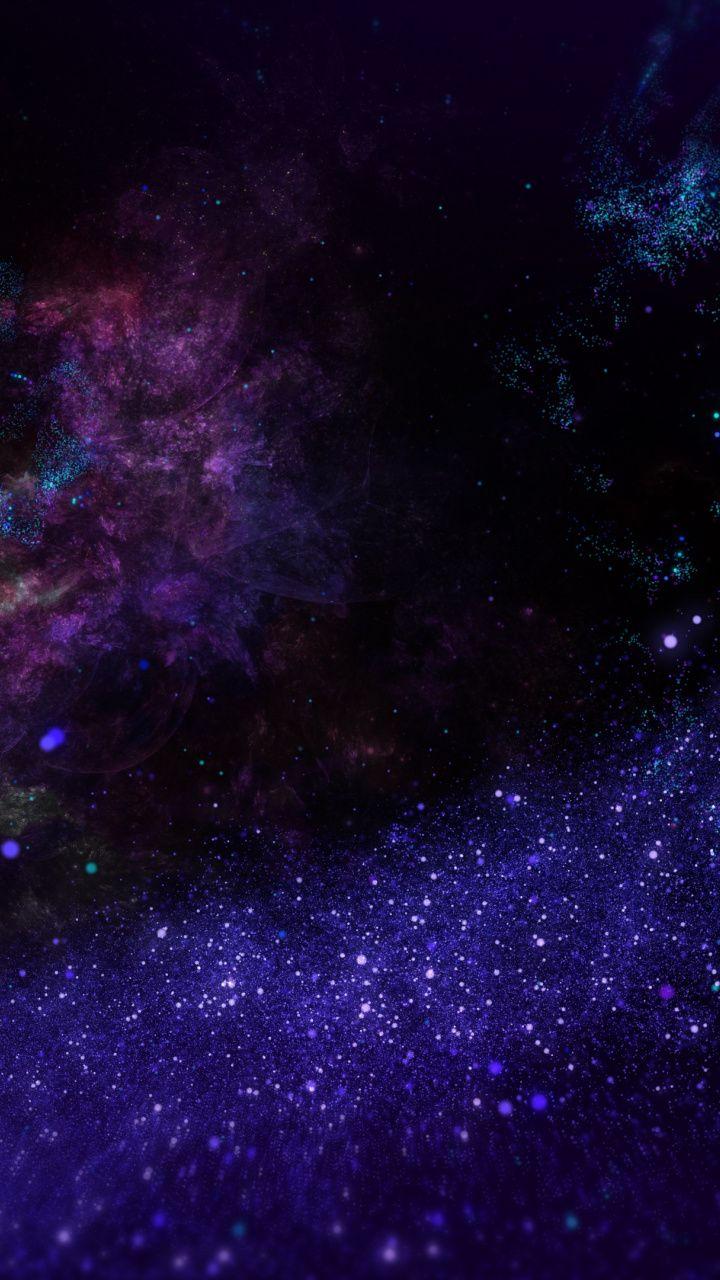720x1280 Cosmos Galaxy Space Dark Digital Art Wallpaper Iphone Wallpaper Violet Cellphone Wallpaper Iphone Wallpaper Stars