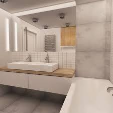 Znalezione obrazy dla zapytania nowoczesna biała łazienka