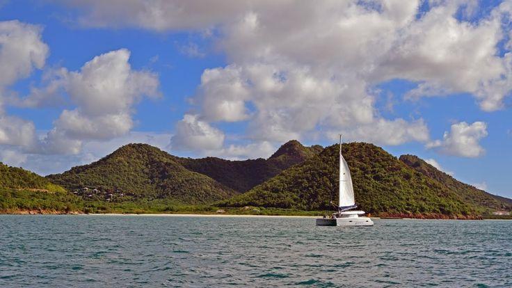 Antigua - Catamaran Sail (Royal Princess Excursion)