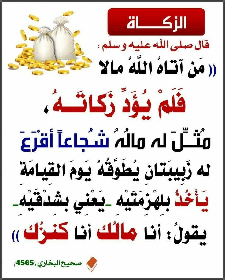 مسائل في الزكاة Islamic Love Quotes Hadith Quotes Islam Facts