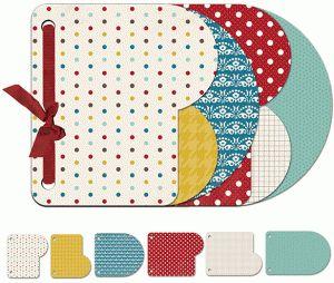 Silhouette Design Store - View Design #68579: my life scallop round album
