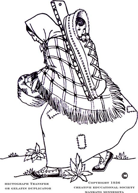 107 best Metis Colouring Pages images on Pinterest