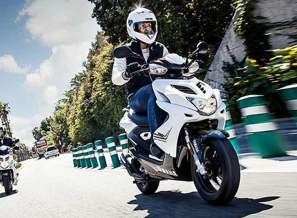 Yamaha 50cc Scooters