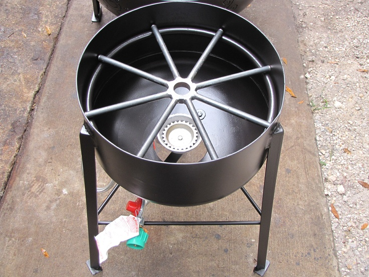 how to put wheels on a grill