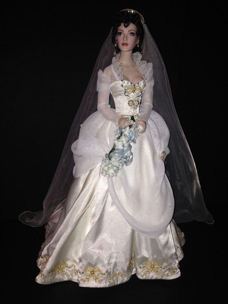 Faberge Summer Bride Doll Katya by Franklin Mint ...