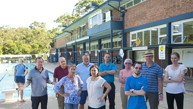 Hornsby Council is facing a community backlash after it failed to guarantee the 55-year-old pool will reopen for the summer after it closes for the winter on March 31.
