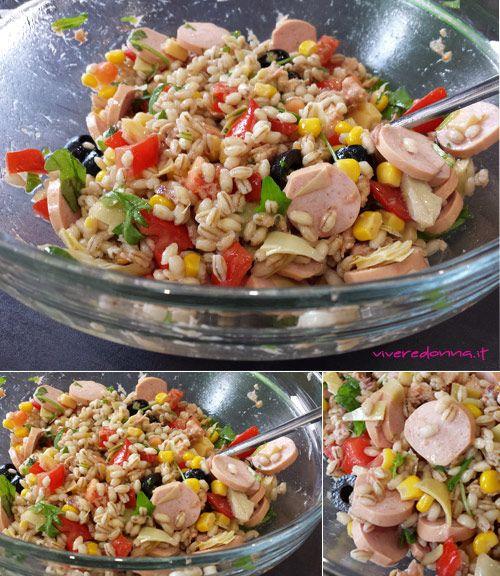 ricetta della insalata-fredda-d'orzo