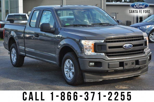 2018 Lead Foot Ford F 150 Xl Rwd 4 Door Truck Automatic Twin Turbo Regular Unleaded V 6 2 7 L 164 Engine Ford F150 Ford F150 Xl 2018 Ford F150