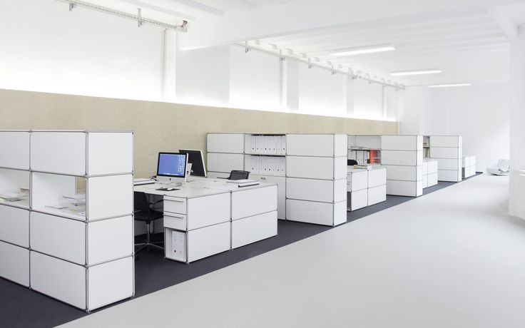 modulare büroeinrichtung, möbelbausystem, maipr | system 180, Möbel