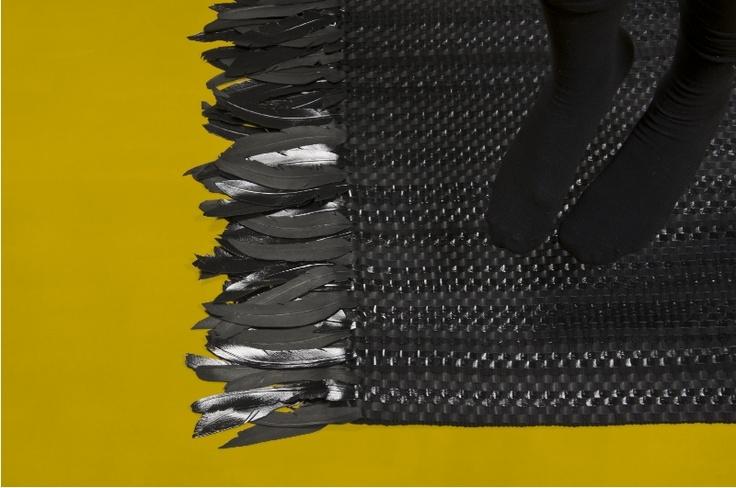 Leather Needlework, Lio de Bruin, Plumage