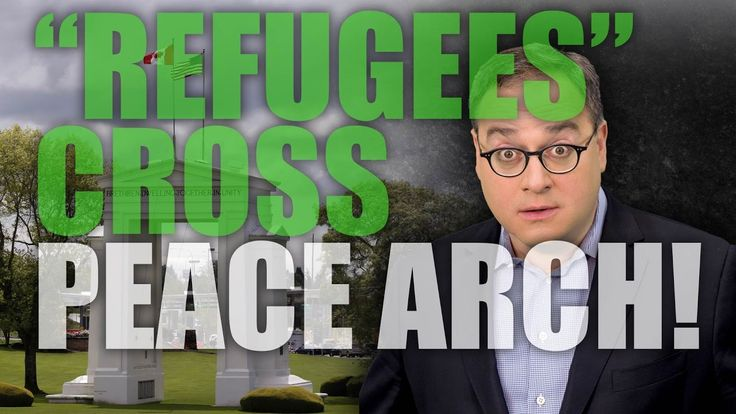 """Facts about """"refugees"""" entering Vancouver from U.S."""