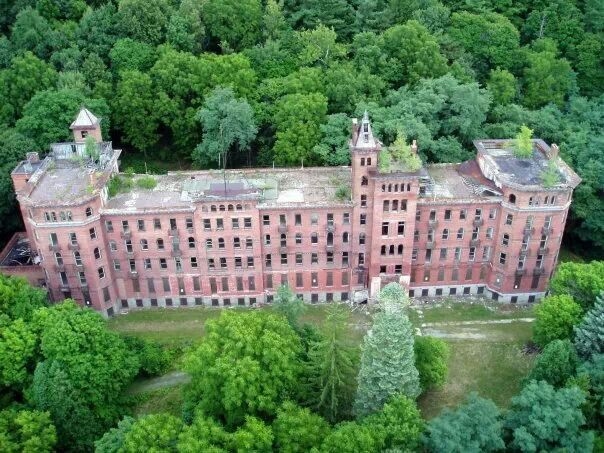 Castle On The Hill Dansville Ny Old Health And Wellness Spa