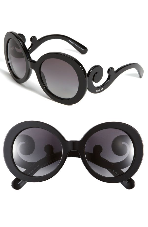 You'll be in my hands soon!! #prada #sunglasses