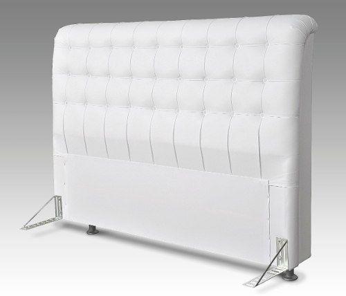 Cabeceira Dama Estofada Para Cama Box 1,40 - Captonet - R$ 289,00