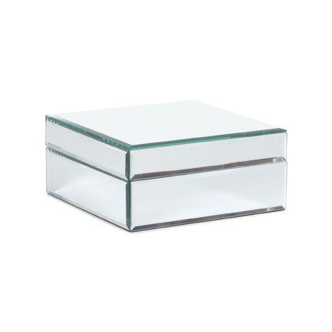 zara home box spiegel ref 45180099rechteckige glasbox mit spiegeleffekt 22 99 done. Black Bedroom Furniture Sets. Home Design Ideas