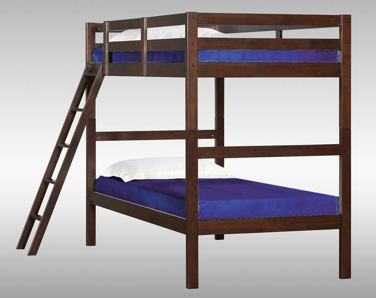 Best The Simmons® Mission Hills Twin Twin Bunk Bed Is A 640 x 480