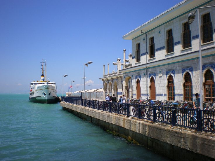 And if you venture south into the Marmara Sea, there is the island of Büyükada.