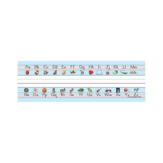 Traditional Desk Nameplates, Alphabet