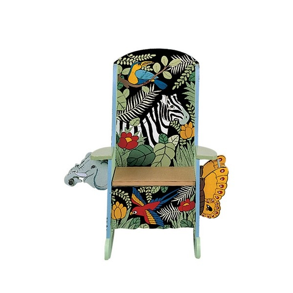 Jungle Wooden Potty Chair