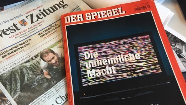 """Nwz-Analyse Zum Magazintitel: Darum haut der """"Spiegel"""" jetzt auf ARD und ZDF drauf"""