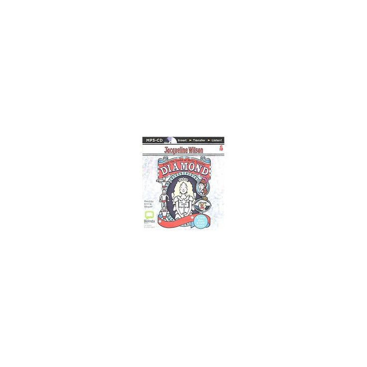 Diamond ( Hetty Feather) (Unabridged) (Compact Disc)