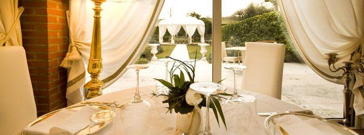 Il Ristorante del Wine Resort #casinodicaccia offre una cucina locale rivisitata con prodotti di alta qualità.