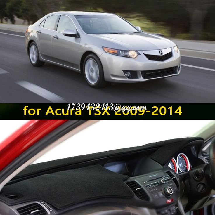 Acura Car Accessories: Dashmats Car-styling Accessories Dashboard Cover For Acura