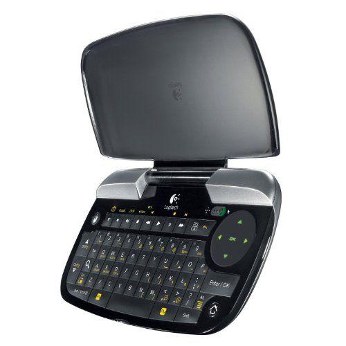 Logitech Mini PC Entertainment Dinovo Keyboard, « Game Searches