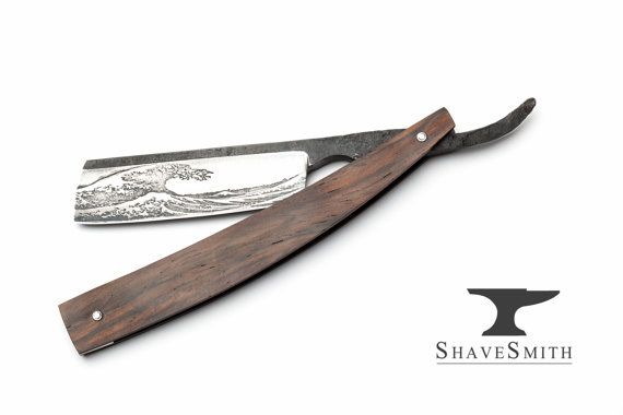 Handmade Custom Straight Razor Kit Made to Order by ShaveSmith