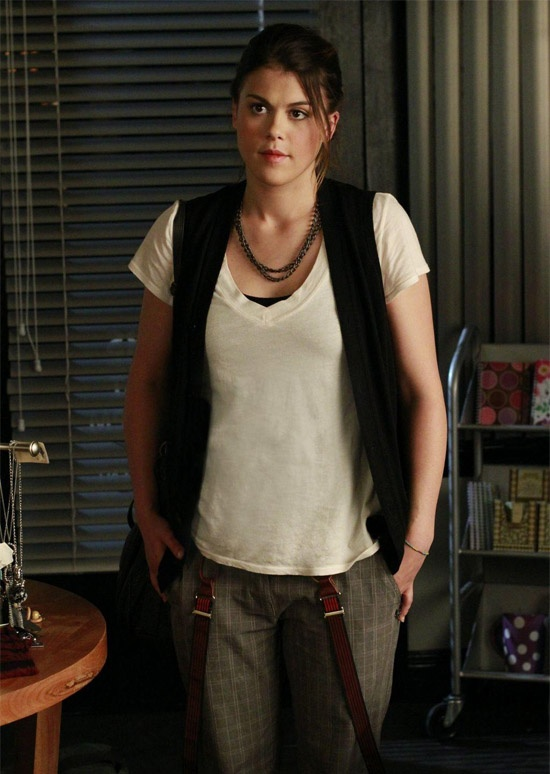 Paige McCullers Lindsey Shaw Pretty Little Liars