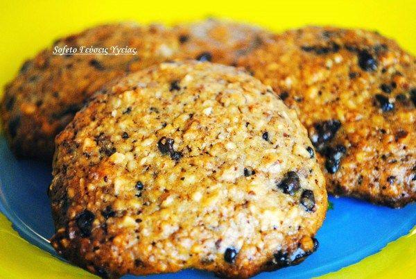μπισκότα με βρώμη 1