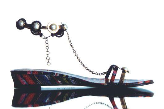 Judari Super chic 1001 Night sandals