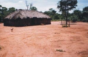 Guarani houses