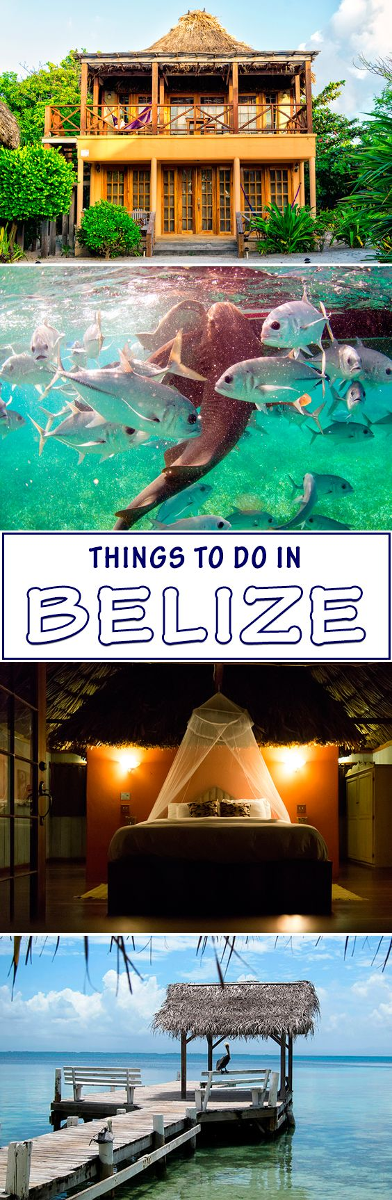 The best things to do in Belize!