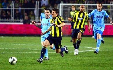 Fenerbahçe:0 Trabzonspor:0 Geniş Özeti izle