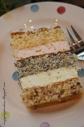 "Ciasto tortowe ""Lucynka"""