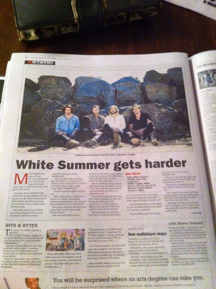 The Examiner (print)
