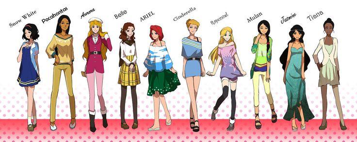 Disney princess princesses and modern disney on pinterest