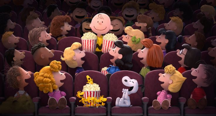 Movie Review: The Peanuts Movie (2015)   Geek Girl Pen Pals Club #IGGPPC