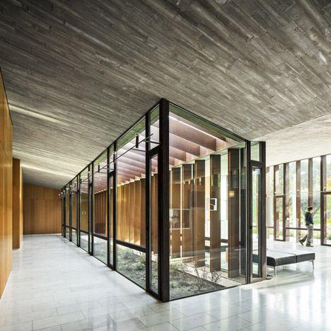 New Funeral Home in Sant Joan Despí by Batlle i Riog Arquitectes