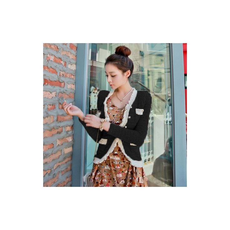JK262-black only Condition  New  JK262-Black-beige BEST QUALITY knitting length58 shoulder36 bust80 waist70 sleeve58 300gr Retail IDR210.000Reseller IDR157.500Wholeseller IDR131.250