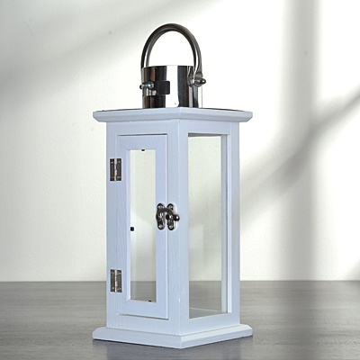 Candle Lantern     List $36.99   SKU 115131Small   5inches widex 5inches longx 14inches high    List $52.99   SKU 115132Large   7inches widex 7inches longx 16inches high