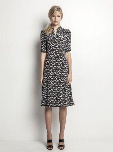 Helen Cherry Crystal Dress (Black) #HelenCherry