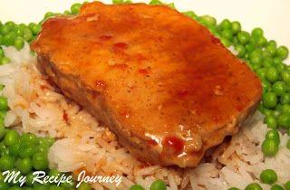 My Recipe Journey: Seriously Scrumptious Drunken Pork Chops
