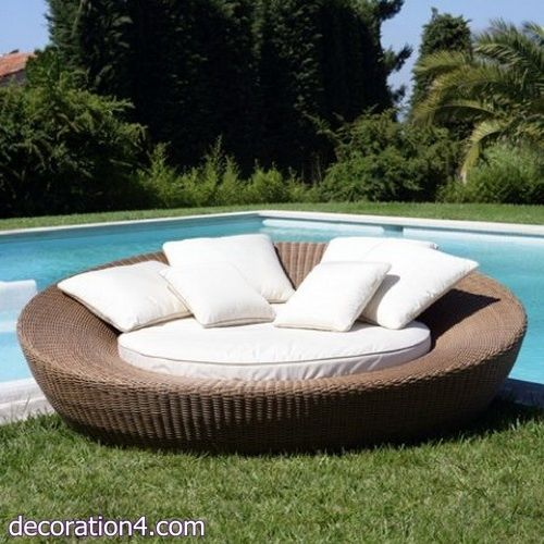 really nice and cool furniture for outdoor