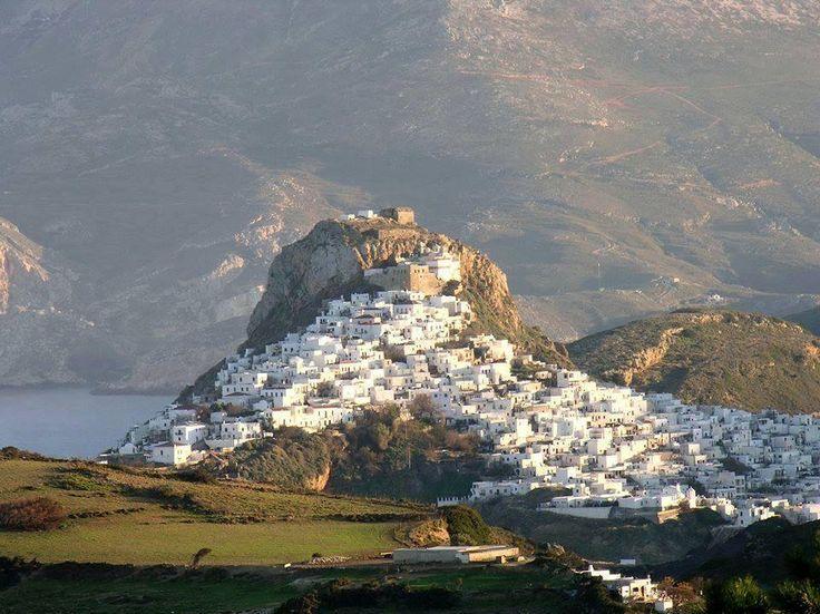 Skyros Island, Sporades, Aegean Sea, Greece ☀️