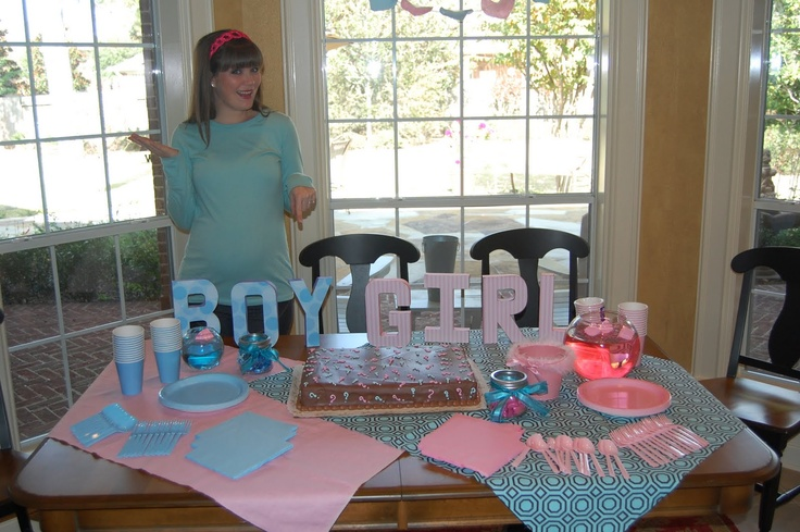 Gender Reveal Party: Baby Parties, Baby Gender, Baby Fever, Baby Reveal, Baby Ideas, Baby Maternity, Baby Scarberri, Baby Miller, Baby Shower