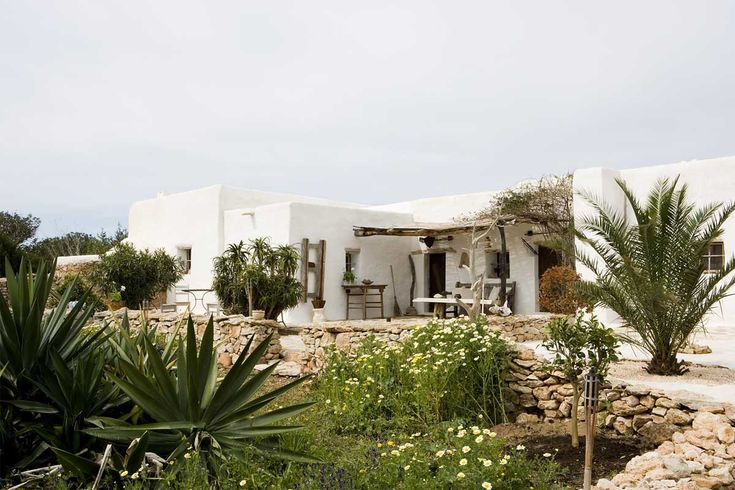 Etxekodeco: Sencillez isleña: Casa en Formentera